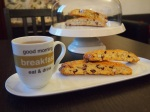 Almond cranberries Biscotti
